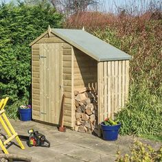 Shiplap Sheds, Shiplap Cladding, Garden Storage Shed, Storage Shed Plans, Garden Sheds, Garden Bar, Lean To Roof, Apex Roof, Gardens
