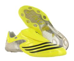 reputable site 389e6 fac12 adidas Mens F50.8 TUNiT Soccer Shoe