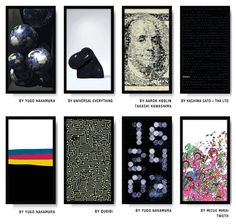 Yugo Nakamura te trae el Arte Digital a la pared de tu casa. Interactive Media, Web Design, Graphic Design, Generative Art, Revolutionaries, Art Forms, Creative Art, New Art, Framed Art