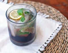 Very Cherry Lime Mojito | Girl Cooks World