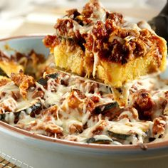 Italian Sausage dishes