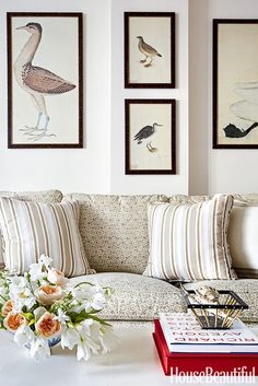 Living Room: Textiles