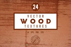24 Vector Wood Textures by BART.Co Design on /Volumes/Marketing/_MOM/Design Freebies/Creative Market Vector Wood Textures Dot Texture, Line Texture, Textile Texture, Texture Packs, Texture Vector, Paper Texture, Business Brochure, Business Card Logo, Business Flyer