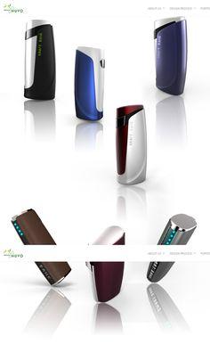 design, concept, charger www.designnuvo.com