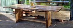 Naturstamm Tisch by Holz-Bumberger u. Naturstammdesign