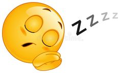 Illustration about Design of a sleeping emoticon. Illustration of facial, color, expression - 15249672 Smiley Emoji, Smiley Emoticon, Blue Emoji, Good Night Image, Good Morning Good Night, Good Night Quotes, Images Emoji, Funny Emoji Faces, Emoji Characters