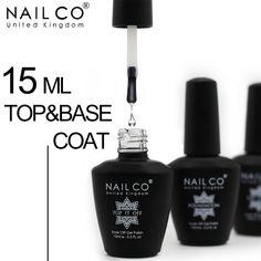 Nails & Co, Gel Nails, Soak Off Gel, Base Coat, Semi Permanent, Beauty Essentials, Uv Gel, Smell Good, Gel Nail Polish