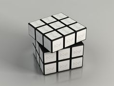 Rubik's Cube with Braille