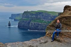 Cliff of Moher #irlande#ireland#cliffofmoher#petitedecouverte
