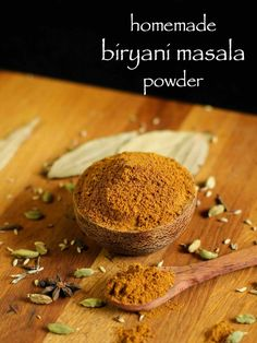 how to make homemade biryani masala powder recipe with step by step photo/video. blend of indian spices for biryani recipe including veg & non veg biryani. Masala Recipe, Biryani Recipe, Chicken Masala Powder Recipe, Butter Chicken, Creamy Chicken, Homemade Spices, Homemade Seasonings, Vaping, Snack Recipes