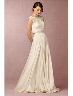 3fc2fac1ba91 Tendance Robe du mariage Description BHLDN gown with a-line silhouette