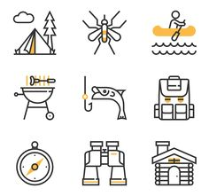 Image result for adventure lantern icons