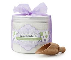 Soothe, calm, rejuvenate when you step into this lightly foaming, moisturizing bath with the essential oil of pure lavender and the therapeu...