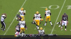 JJ Watt's Belt-Throwing Sack Celebration | 11 Must-See GIFs From The NFL's Sixth Week