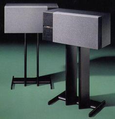 BOSE 6.2  1988 Monitor Speakers, Stereo Speakers, Hifi Stereo, Loudspeaker, Audio Equipment, Audiophile, Apple Tv, Radios, Turntable