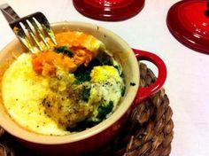 Uova in cocotte con spinaci | Chezuppa!Chezuppa!