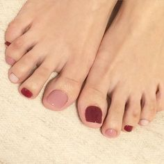 Easy pedicure