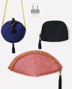 CURRENTLY COVETING: Olvido Madrid Bags and Clutches