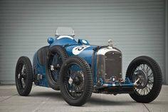 ca 1928 Amilcar C6 Voiturette Chassis no. 39