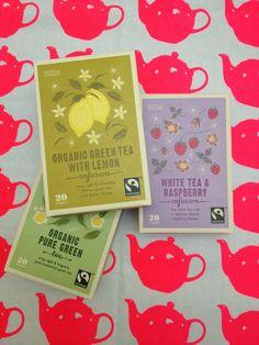 Fairtrade van Mark & Spencer, mooie verpakking!