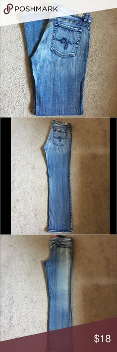 Brand New Guess Jeans Stretch 81's Blue Denim NWOT - Guess Jeans - Stretch 81's Blue Denim - Women's / Ladies - Size 31.  Super Cute!! Never Worn. Flawless! Cost $75.   Please check out the other items in my closet. BUNDLE & SAVE!! I offer a discount when items are bundled & you only pay shipping one time!!  Thank you and happy Poshing. Guess Jeans