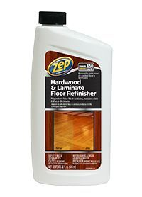 Deep cleaning floors removes the existing coating and dulls the shine. After cleaning, protect your hardwood floors and restore the finish and shine the easy way. Zep Commercial Hardwood & Laminate Floor Refinisher is easy to apply, dries quickly and requires no rinsing. The polyurethane formula lea