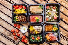 Meal Prep Rezepte und eine Anleitung für Meal Preparation mit Rezepte für Mittagessen, Abendessen Pre-& Post Workout Meal Preparation Tipps & Boxen #abnehmen #ernährungspläne #ernährungstipps