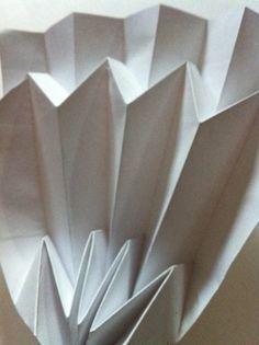 Paper Architecture | Part 1 by Sonia Nicolson, via Behance