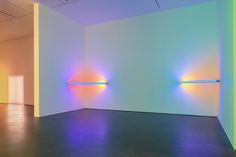 """""""Corners, Barriers and Corridors"""" showcases rarely-seen pieces produced by the late and great American artist, Dan Flavin."""