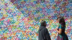 """Every Washingtonian goes through the """"basic Insta"""" phase: row houses, Union Market's heart wall, CityCenterDC. Here are the most repeated seven."""