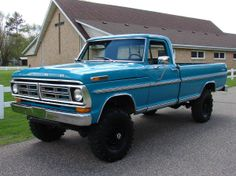 A Brief History Of Ford Trucks – Best Worst Car Insurance Classic Ford Trucks, Ford 4x4, Ford Pickup Trucks, 4x4 Trucks, Cool Trucks, Lifted Trucks, Ford Bronco, Classic Cars, Ford Diesel
