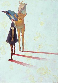 Ilustrador japonês Fuco Ueda (ETODAY revista Internet)