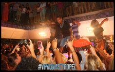 Pharrell Williams at #VIPROOM St Tropez