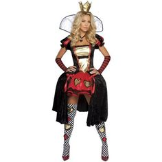 Wicked Wonderland Queen Costume – Medium/Large – Dress Size 6-10 by Roma Costume Take for me to see Wicked Wonderland Queen Costume – Medium/Large – Dress Size 6-10 Review You'll be able to purchase any products and Wicked Wonderland Queen Costume – Medium/Large – Dress Size 6-10 at the Best Price Online with Secure Transaction …
