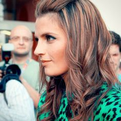 Stana looked gorgeous 5 yrs ago (2011) at the Zlin Film Festival for the premiere of For Lovers Only.