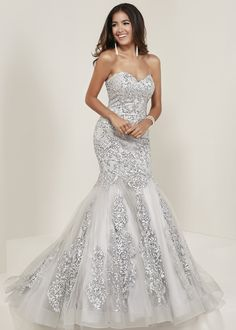 You are sure to steal the heart of that special someone when you wear this romantic dress 16356 from Tiffany Designs. This mermaid gown has a lace overl. Western Wedding Dresses, Sexy Wedding Dresses, Wedding Dress Sleeves, Designer Wedding Dresses, Bridal Dresses, Wedding Gowns, Ball Dresses, Ball Gowns, Midi Dresses