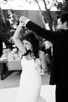 Wedding hair down our-wedding-8-4-2012