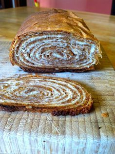 Slovenian Roots Quest: Potica: A Step-by-Step Guide to Slovenian Nut Roll Slovak Recipes, Czech Recipes, Ukrainian Recipes, Holiday Baking, Christmas Baking, Christmas 2015, Just Desserts, Dessert Recipes, Slovenian Food