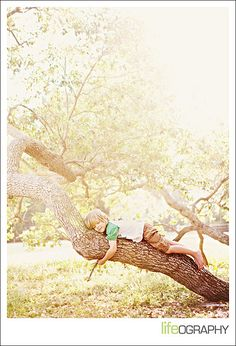 love the light and the tree :)