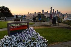 Kerry Park | 211 W Highland Dr, Seattle, WA 98119