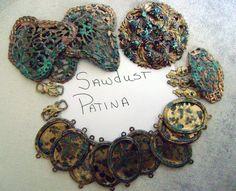 Anvil Artifacts: Patina Recipes