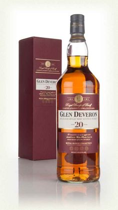 Glen Deveron 20 Years Old - Royal Burgh Collection