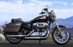 2014 Harley-Davidson® XL1200T - Sportster® SuperLow® 1200T Stock: H6090 | Surdyke Harley-Davidson®