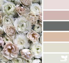 Likes, 6 Comments - Design Seeds® Colour Pallette, Colour Schemes, Color Combos, Design Seeds, Ceiling Paint Colors, Flora Design, Color Harmony, Color Balance, Coordinating Colors