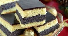 Makowiec biszkoptowy Polish Recipes, Cookie Desserts, Ale, Cheesecake, Favorite Recipes, Sweets, Cookies, Baking, Food