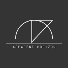 APPARENT HORIZON LABEL // on Behance