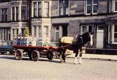 St Cuthbert, Scrapbook Titles, Edinburgh Scotland, Saints, Milk, Horses, Memories, History, Vintage