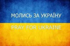 Join today and Pray with Nick for God's help to finish military conflict and build durable peace in Ukraine by 31 August 2018.