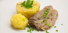 Tafelspitz mit Kartoffelschmarrn und Apfelkren Rezept