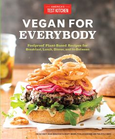 Veganism is taking over! For those of us who are intimidated by going vegan, or are worried our vegan meals won't measure up to our tasty meat and dairy products, Jack Bishop has tips for you.
